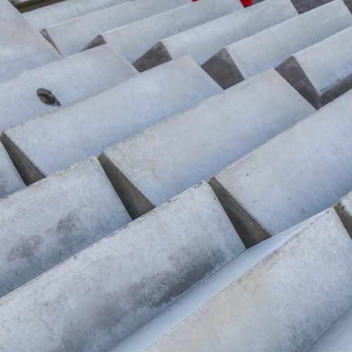 Betonfertigteile und Bausysteme